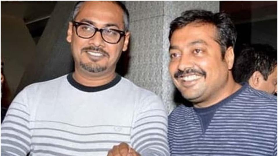 Brothers Abhinav Kashyap and Anurag Kashyap.