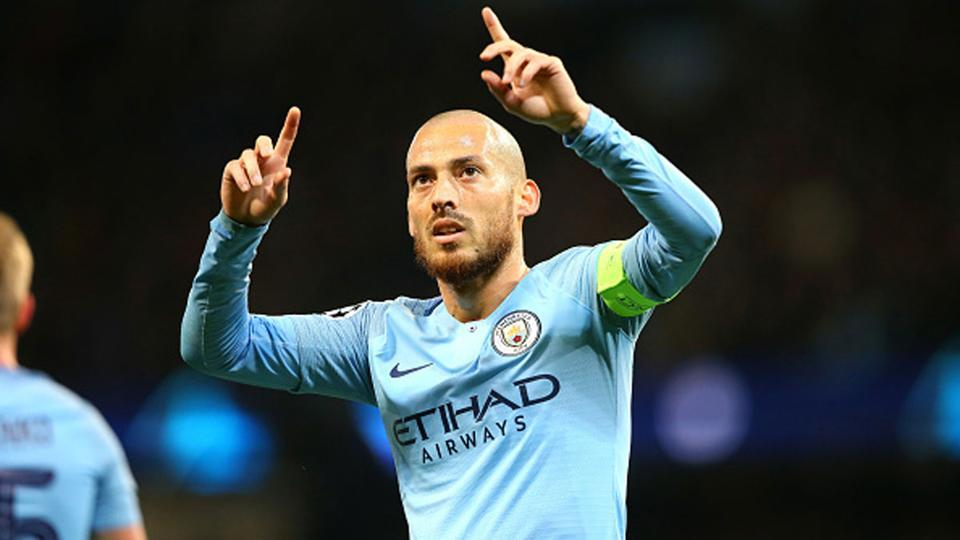 David Silva To Stay With Manchester City Until End Of