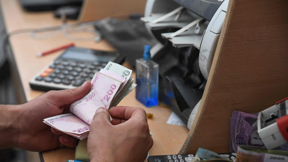 On Wednesday, the Central Bank announced a devaluation of the pound, raising the official exchange rate from 704 to 1,256 pounds to the dollar in an effort to ease the pressure on the black market and encourage the use of official channels for transactions.
