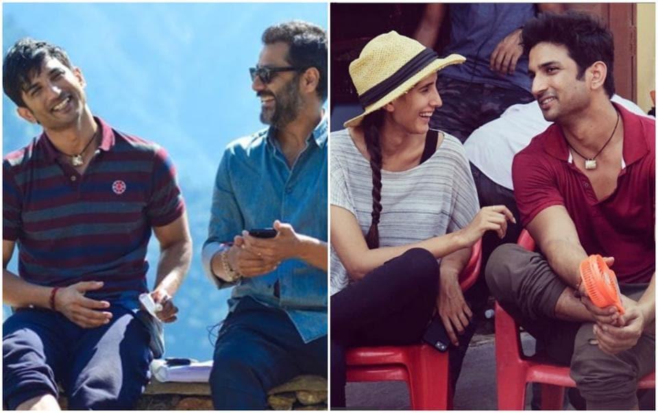 Abhishek Kapoor directed Sushant SinghRajput in Kai Po Che!(2013) and Kedarnath (2018).