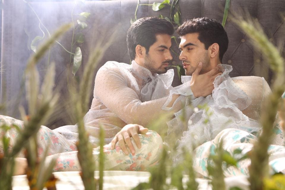 This season an array of Indian and international labels have unveiled campaigns which depict same sex love, sexual diversity and catalyse the ongoing battle for equality