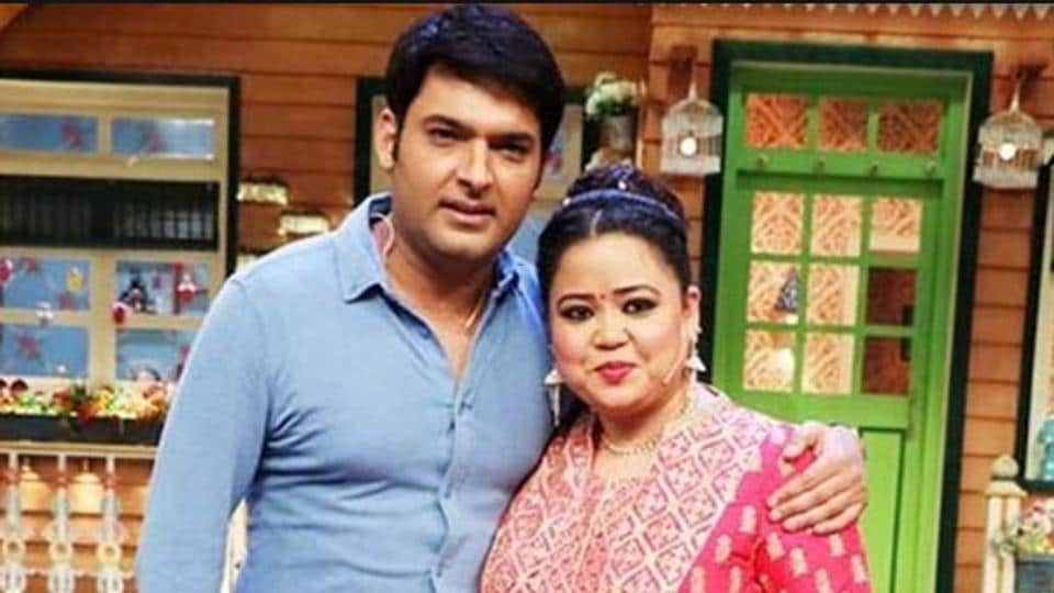 Bharti Singh talks about getting back to sets.