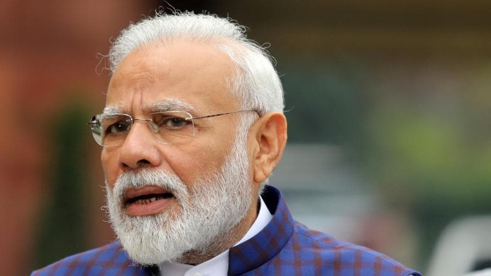 The opinion piece added that former PMs such as Jawaharlal Nehru, Indira Gandhi, and Atal Bihari Vajpayee had all kept the country's borders quiet. REUTERS/Altaf Hussain/File Photo