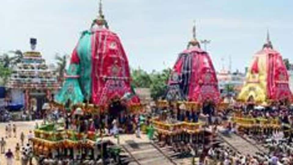 The annual Rath Yatra is the biggest event in Odisha.