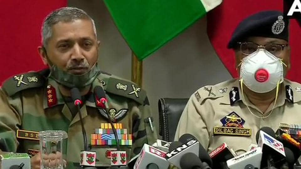 The security briefing also dwelled on the current situation in Jammu and Kashmir.