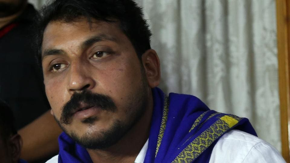 Bheem Army chief Chandra Shekhar Azad has clarified that the tweets were not been sent by him as he was in jail during the period.