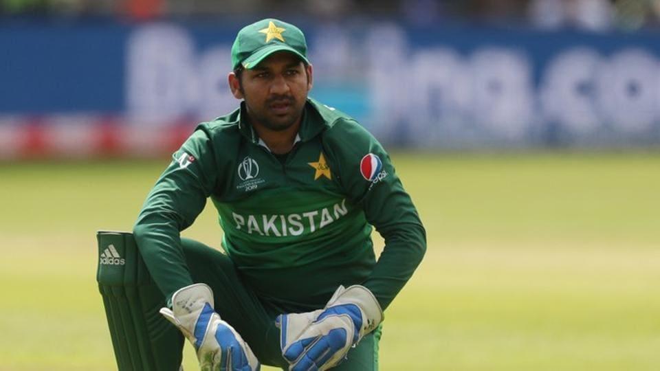 Former Pakistan captainSarfaraz Ahmed.