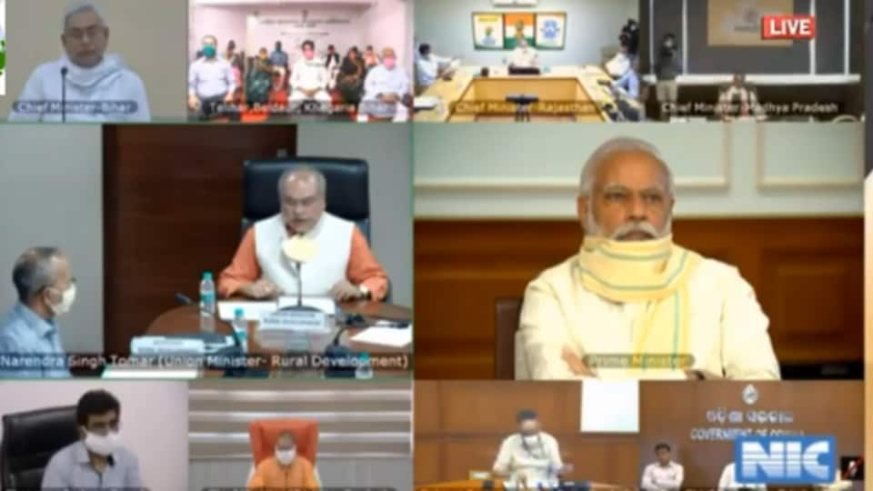 PM Modi launched the scheme through video conference in presence of Bihar chief minister Nitish Kumar