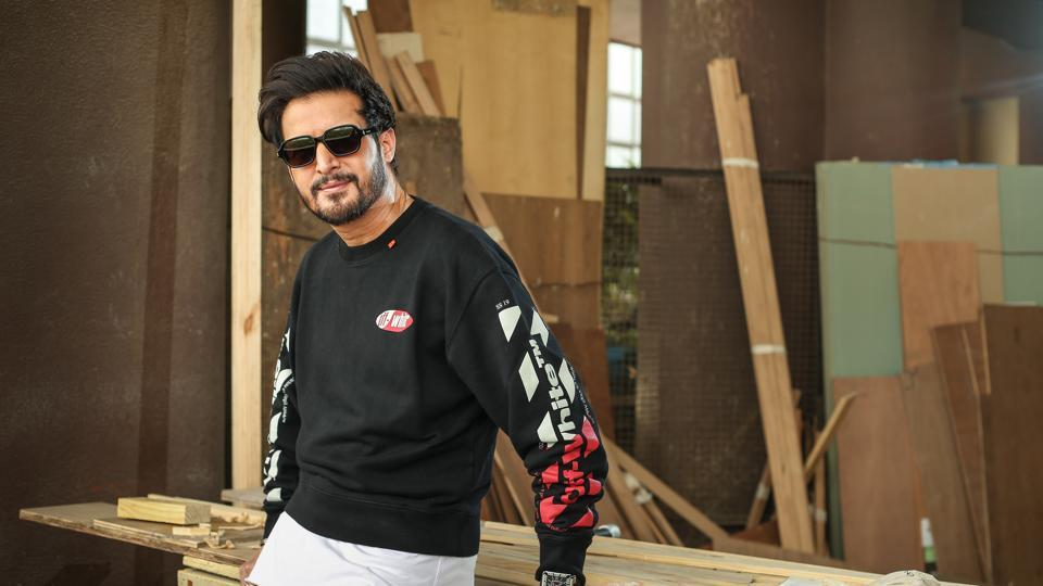 Other than Hindi and Punjabi films, Sheirgill says he is enjoying being a part of web shows