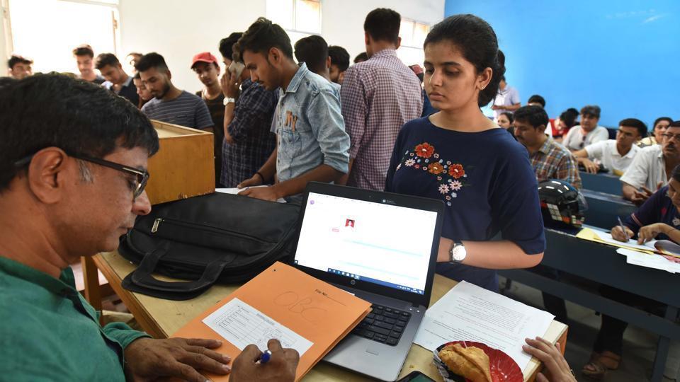 Delhi University admissions 2020