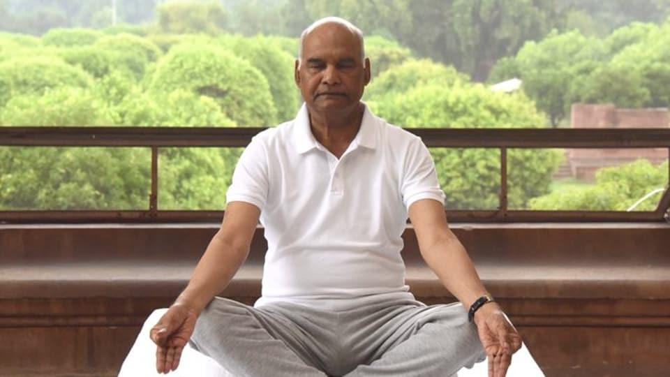 Photo of On Worldwide Yoga Day, President Kovind, PM Modi stress on advantages of yoga – india information