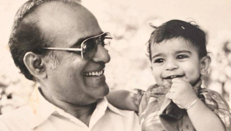 On father's Day, Chiranjeevi shared a photo of his father and son Ram Charan.