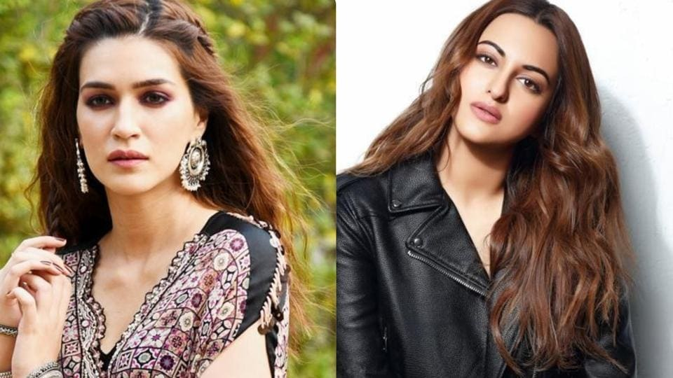 Actors Kriti Sanon and Sonakshi Sinha are among some celebrities who have called out negativity on social media