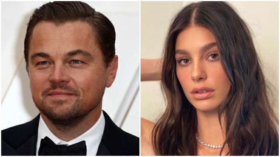 Leonardo DiCaprio, girlfriend Camila Morrone partied on the sea.