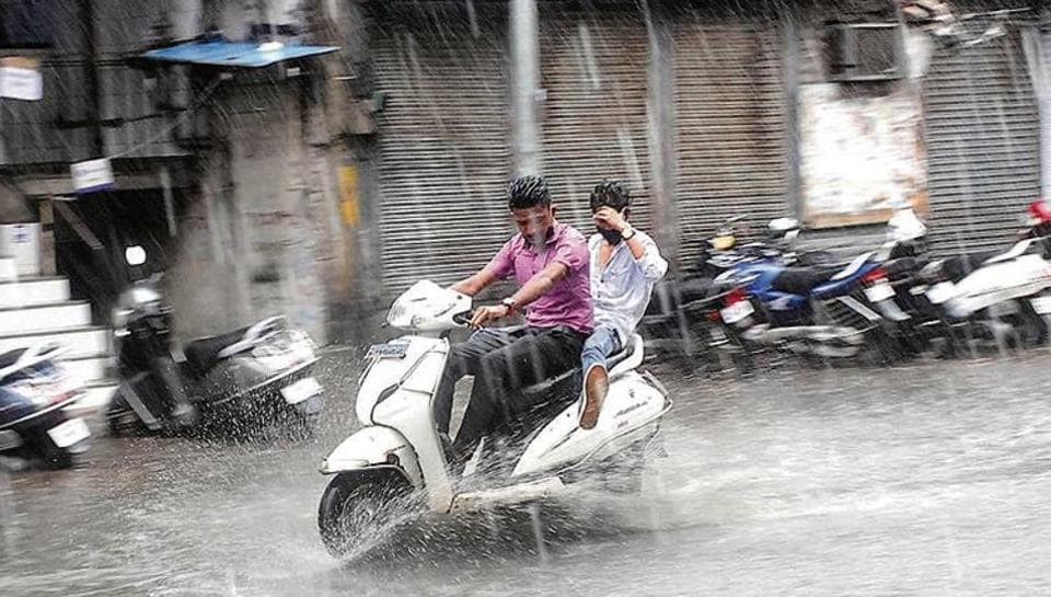 For the past three consecutive years, Pune has been receiving more than normal rainfall in June.