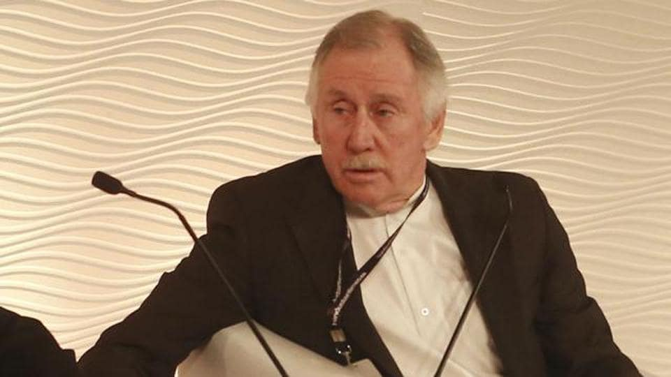 File image of Ian Chappell.