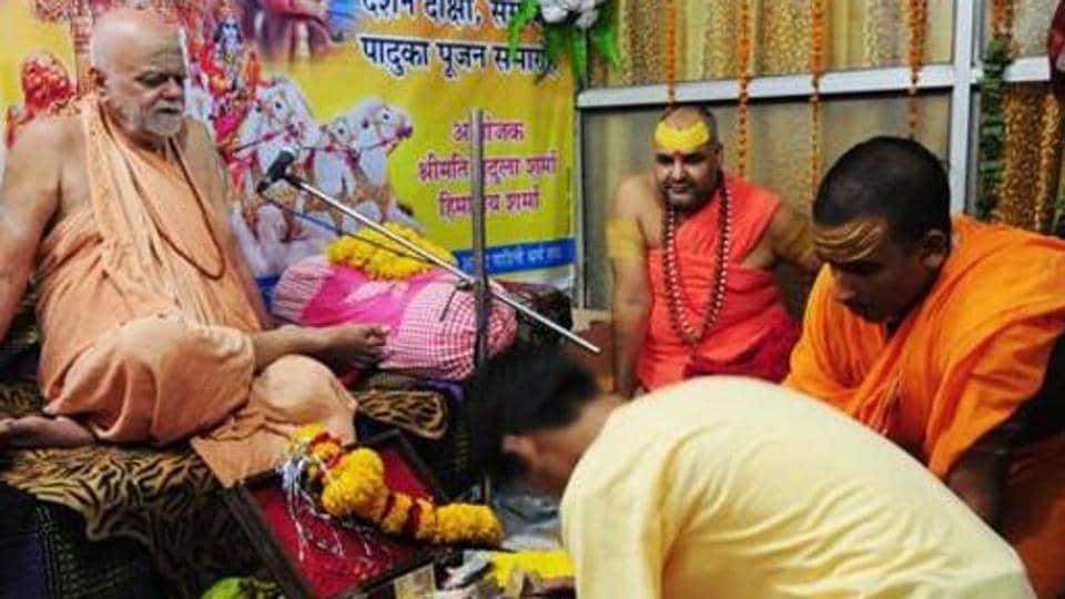 Puri Shankaracharya Swami Nischalananda Saraswati has alleged that there was a plan to stall the Puri Rath Yatra this year.