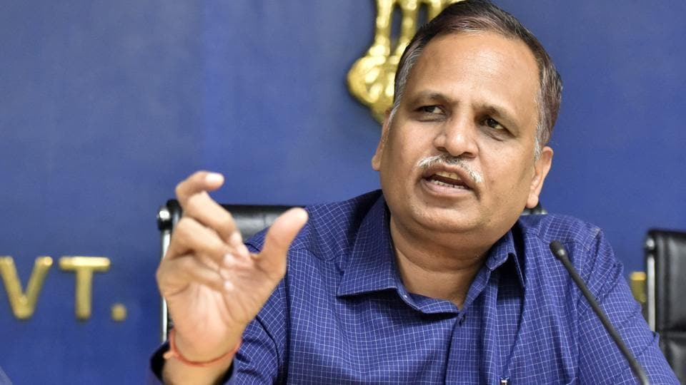 Satyendar Jain was shifted to Max Hospital from Delhi government-run Rajiv Gandhi Super Speciality Hospital on Friday after his condition deteriorated.