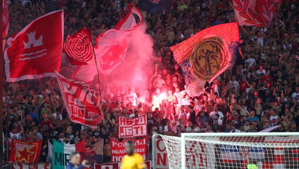 Red Star Belgrade says 5 players test positive for coronavirus