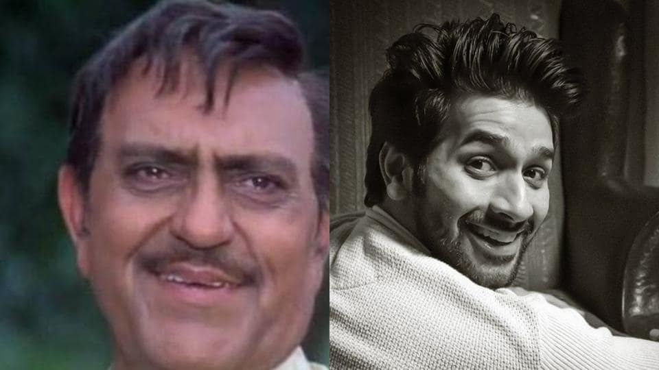 Actor Amrish Puri's grandson Vardhan Puri himself is an actor, and made his debut with Yeh Saali Aashiqui.