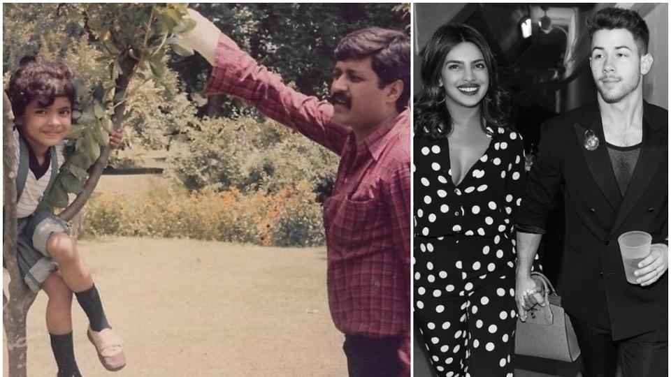 Nick Jonas posts emotional note for Priyanka Chopra's dad on Father's Day: 'I wish I would have had the chance to meet you' – bollywood
