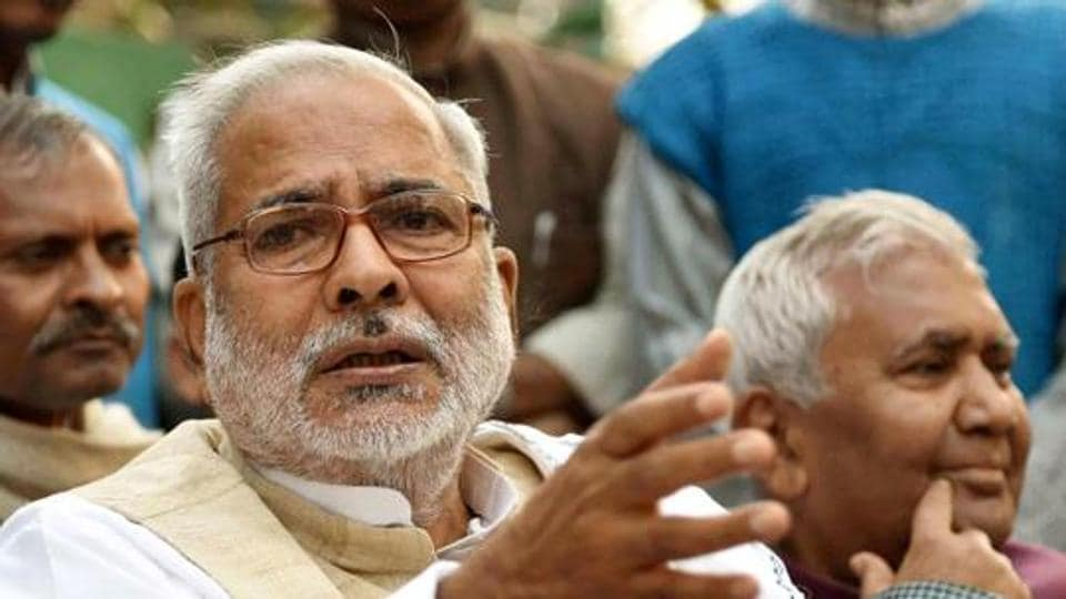File photo of senior RJD leader Raghuvansh Prasad Singh