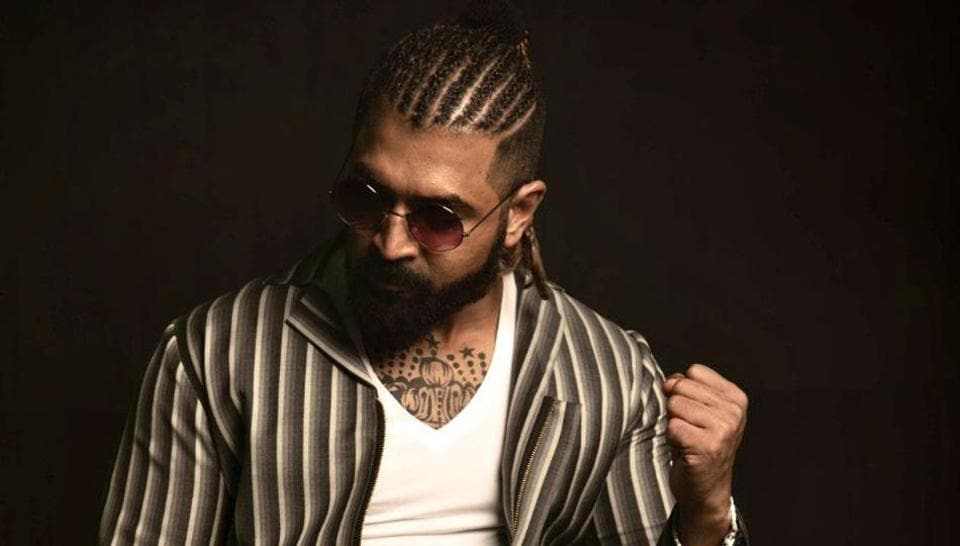 Arun Vijay shared a note about boxer.