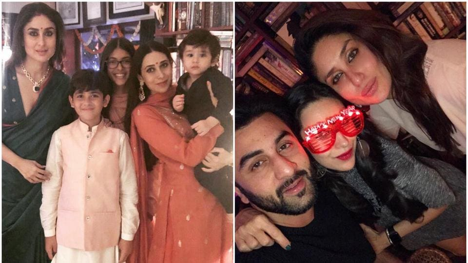 Karisma Kapoor shares a close relationship with her family.