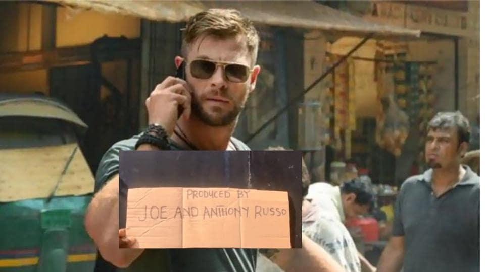 Chris Hemsworth will return as Tyler Rake in Extraction 2.