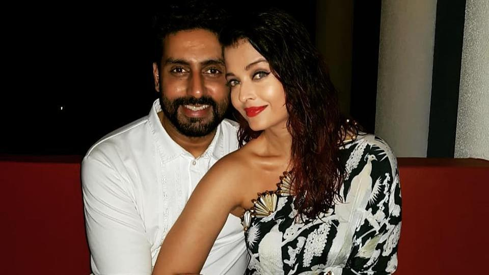 Abhishek Bachchan has shared a fond memory from one of his birthday celebrations.