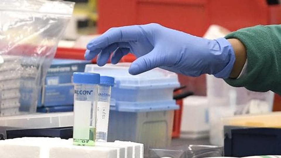 A total of 28 labs including 10 government and 18 private ones  in Hyderabad and neighbouring districts in Telangana have not been able to handle the number of samples arriving in them.