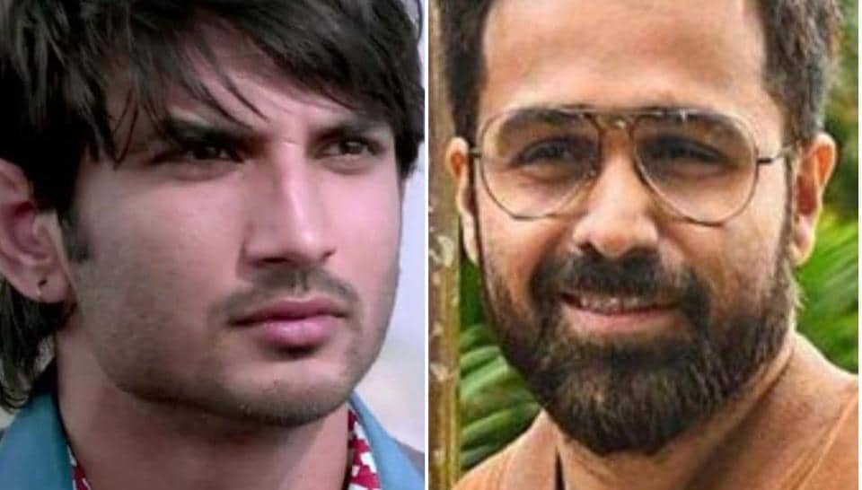 Emraan Hashmi joins the list of actors who'd appreciated Sushant Singh Rajput's talents publicly.