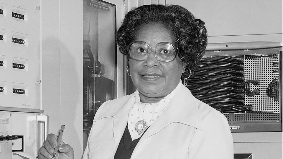 Mary W. Jackson, the first female African American engineer at NASA.