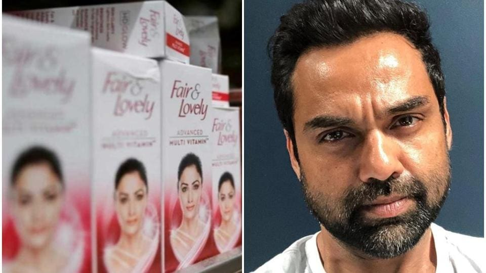 Abhay Deol expressed happiness at a multinational's decision on rebranding its products to make them more inclusive.