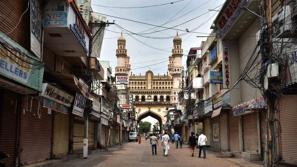 Photo of A number of key markets, outlets closed in Hyderabad as Covid-19 circumstances rise quickly – india information