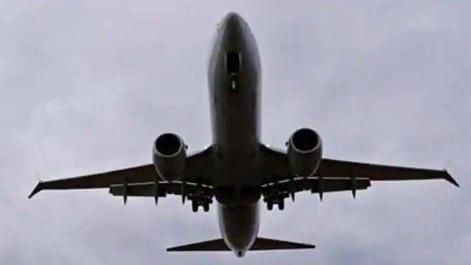 The order has revised the Centre's earlier order issued on May 21 restricting capacity utilisation of domestic flights to a third of the approved summer schedule. (HT photo)