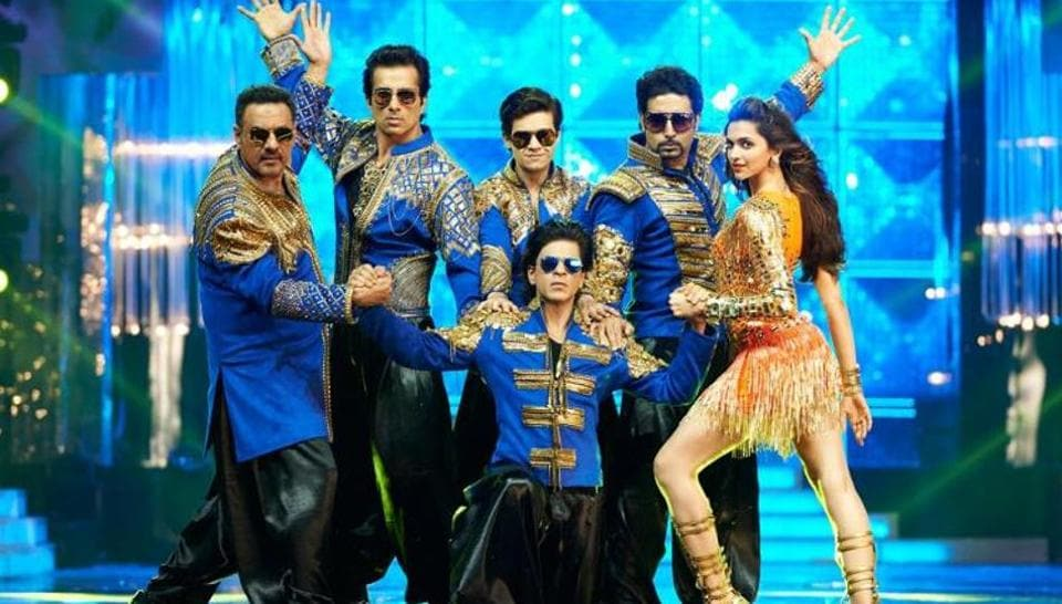 Abhishek Bachchan has shared some fond memories from the making of 2014 film Happy New Year.