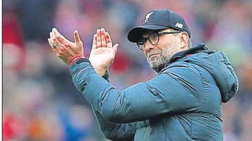 Since Juergen Klopp joined Liverpool in October 2015, the club has won the Champions League last year and now the Premier League.