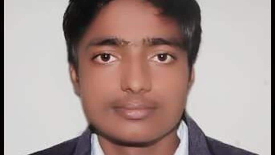 Pranjal Singh, this year's UP Board Class 12 second topper.