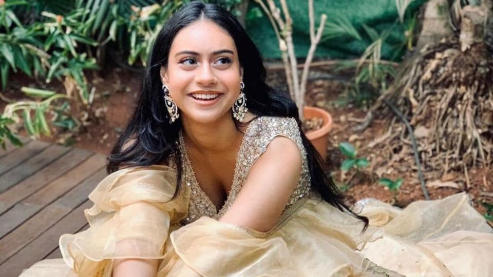 Nysa Devgn says she is still on a path of self discovery.