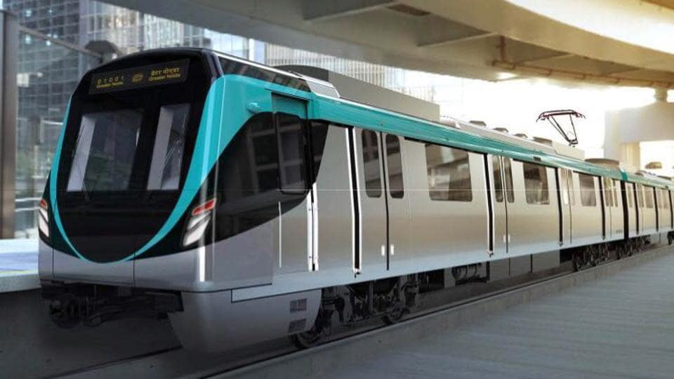 The Sector 50 metro station on the Aqua Line that connects NOIDA-GreaterNOIDA will be renamed Rainbow, dedicated to the transgender community.