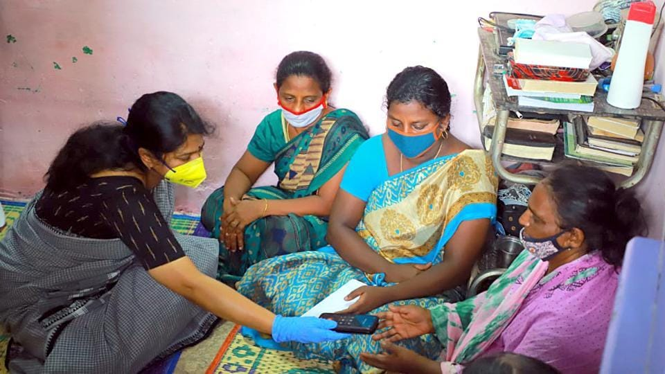 MP Kanimozhi had met the bereaved family members and handed over a cheque for Rs 25 lakh on behalf of DMK chief MK Stalin and assured the family of the party's complete support.