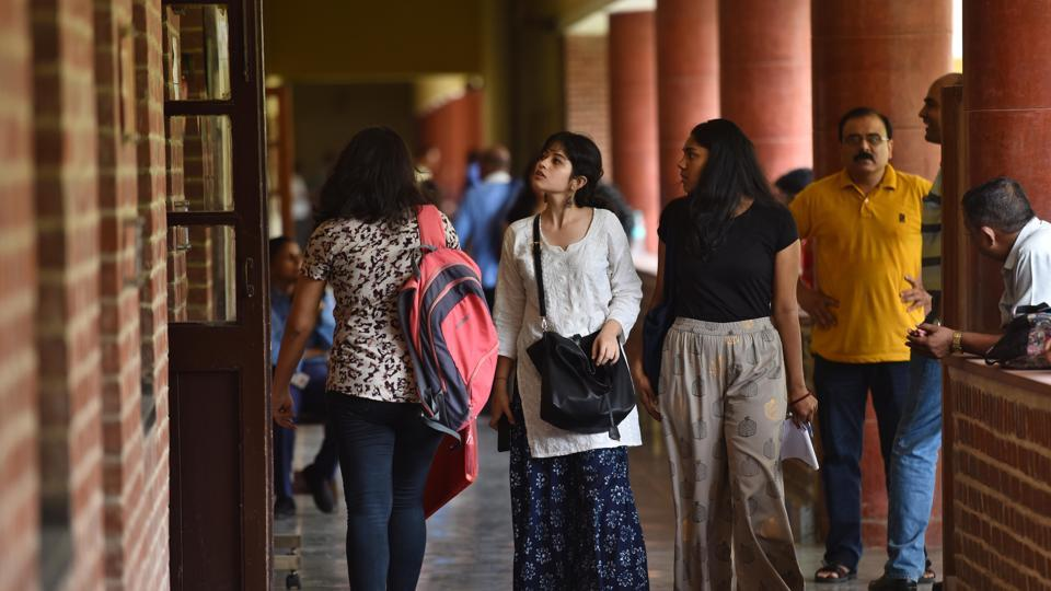 DU open book exam postponed
