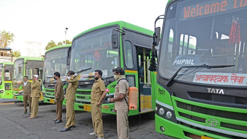 PMPML chairperson and managing director Nayana Gunde confirmed that the new bus purchase plan is on hold.