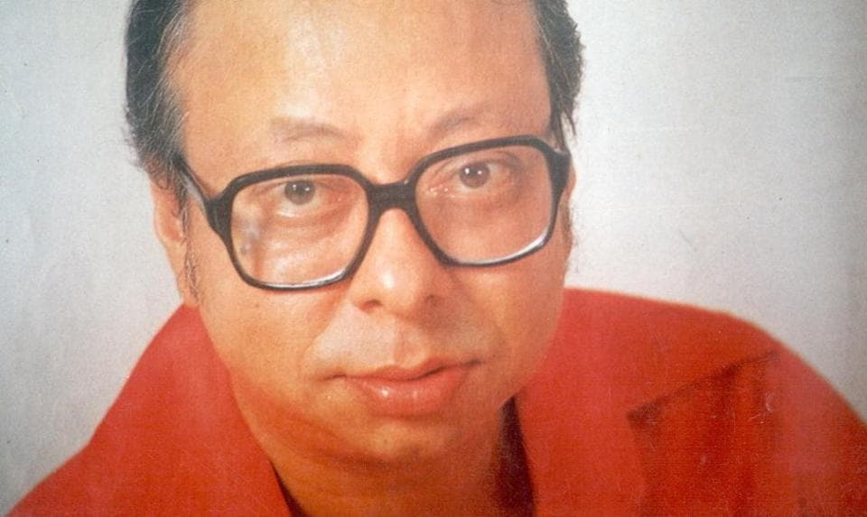 RD Burman aka Pancham da composed his first song at the age of nine.