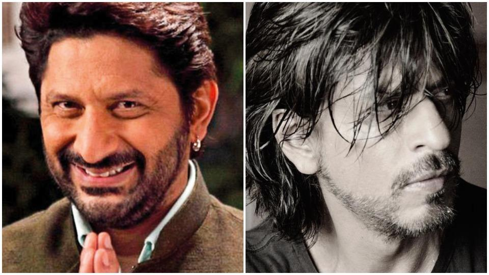 Arshad Warsi has a compliment for Shah Rukh Khan.