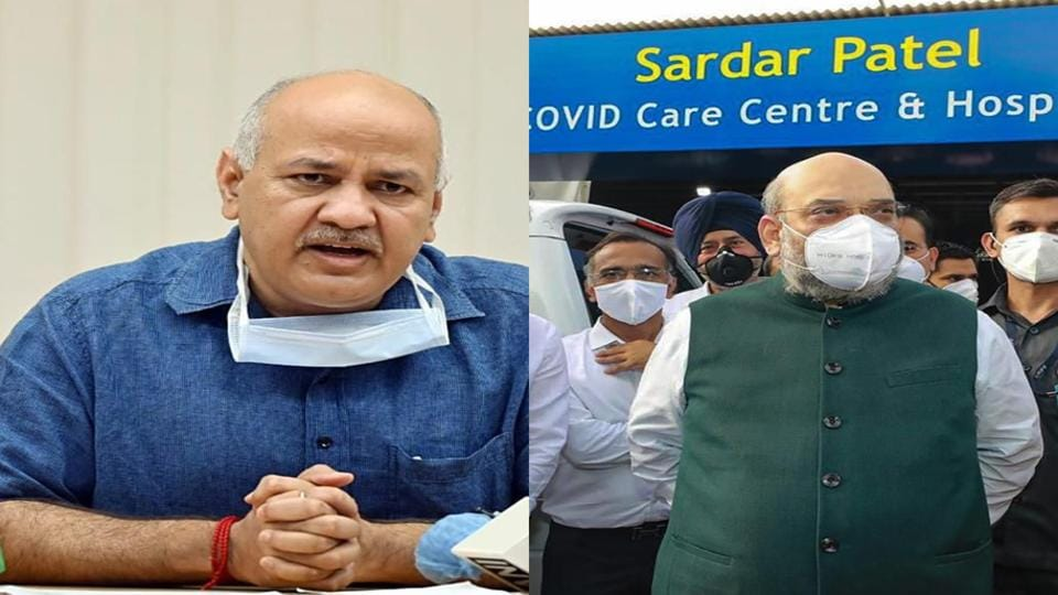 Delhi deputy chief minister Manish Sisodia had said earlier this month that the number of Covid-19 cases in Delhi will reach 5.5 lakh by July end. Home minister Amit Shah said he doesn't want to go into whether estimate was right or wrong.