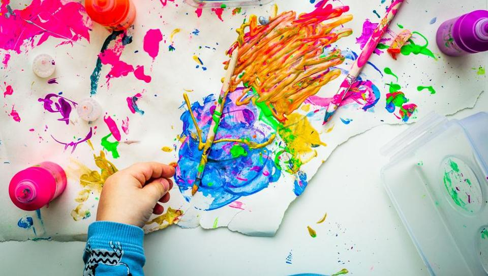Delicate materials, such as crepe paper or fine brushes, tend to be the materials of choice when artists wish to produce a painting with fine details. (Representational Image)