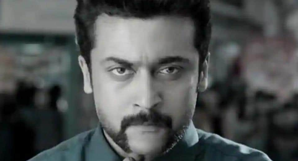 Suriya tweeted about the Turicorin incident.