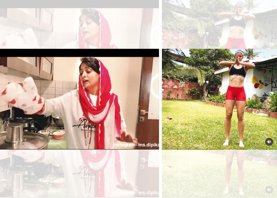 Deepika Kakar Ibrahim and Ayesha Billimoria in the week's WTF